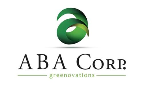 aba corp logo case study page