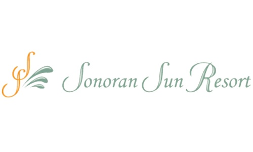 sonoran sun resort logo case study page
