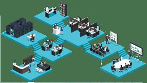 Office Isometric
