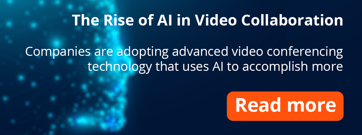 The Rise of AI in Video Conferencing Blog Post